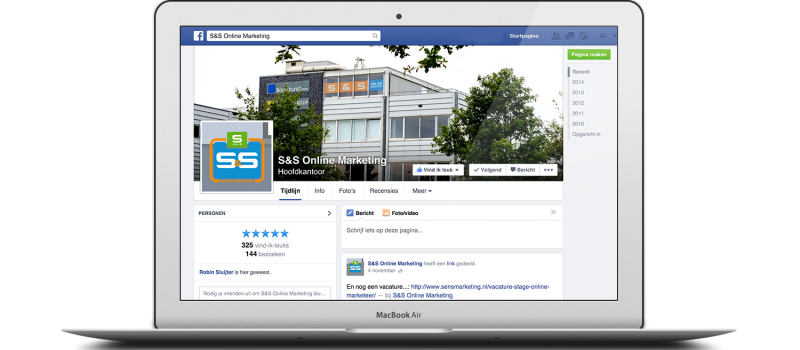 macbook visual social media
